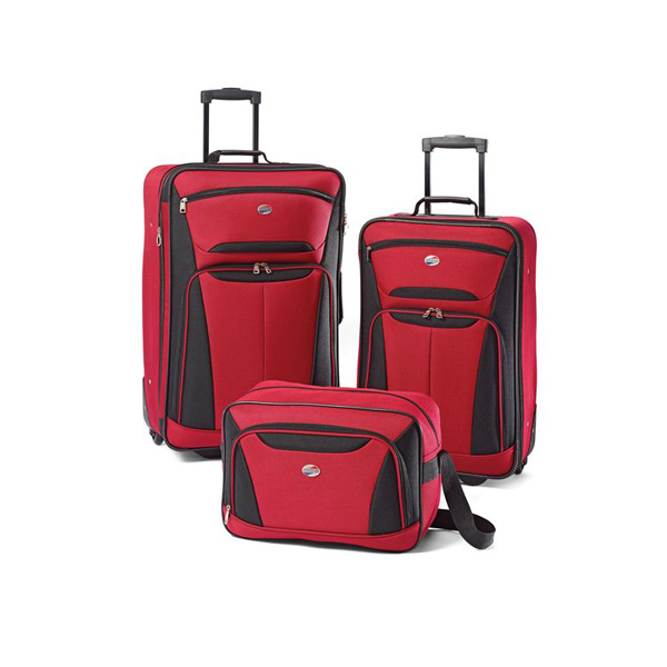 American Tourister Fieldbrook II 3 Piece Luggage Set