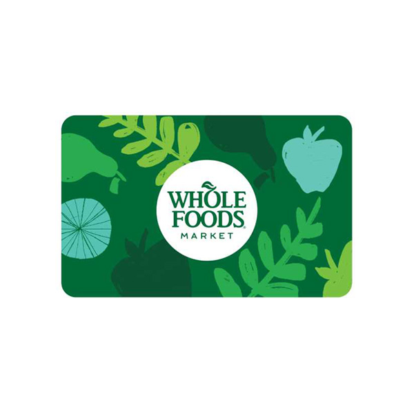 Whole Foods Market® $100 eGift Card